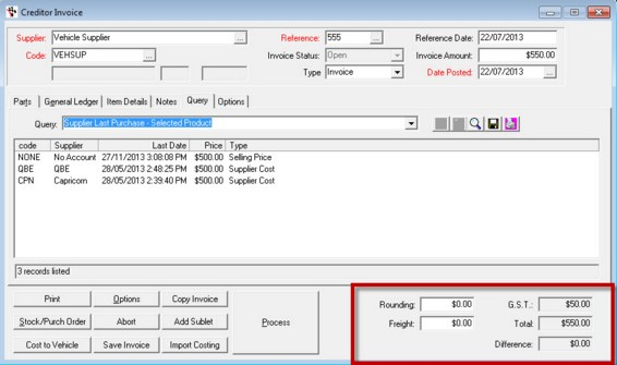 Sales Receipt Generator Excel Creditor Invoice Document And Receipt Scanner Excel with Instalment Receipts At The Bottomright Of The Creditor Invoice Are The Totals Fields How To Send Invoice Paypal Excel